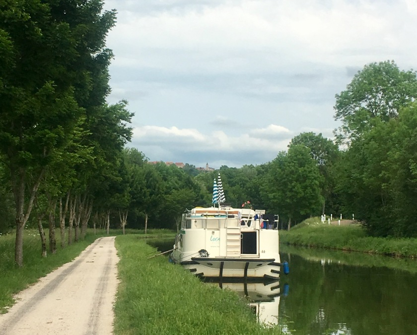 Mooring Chateauneuf