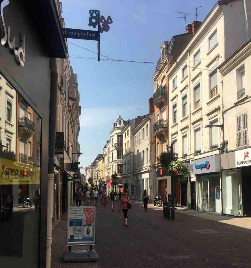 Street Roanne