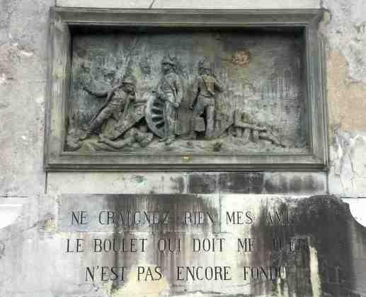 Montereau Napoleon 2 - Jul 16
