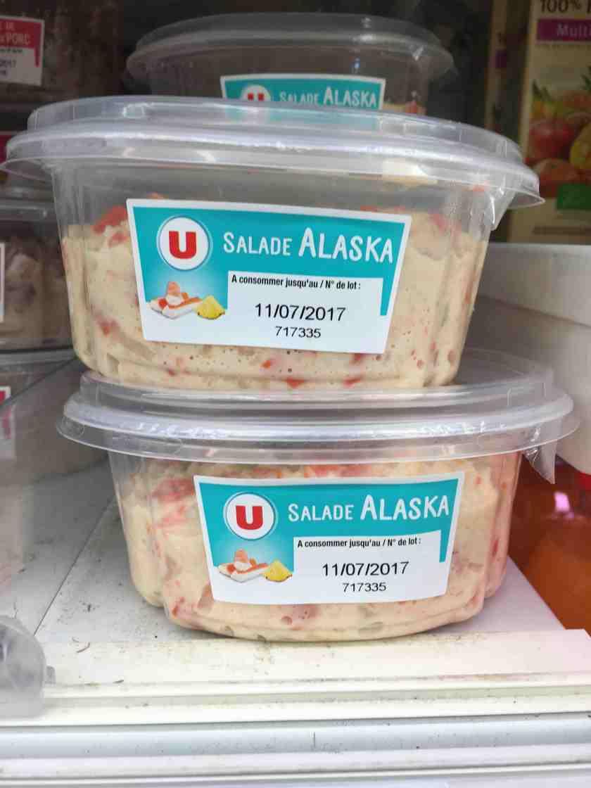 Salade Alaska