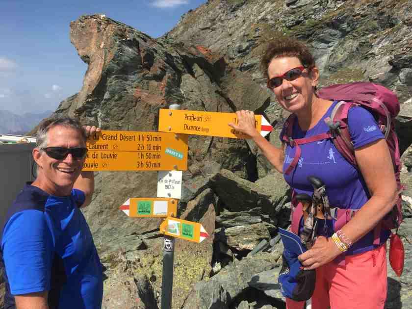 Day 4 - Col de Prafleuri