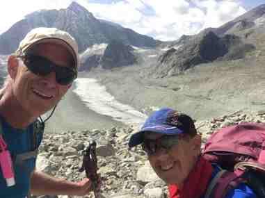 Day 5 - Climb 2 - Moraine